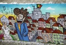 Façades lisboètes, des azulejos au street art