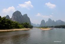 Une croisière sur la Rivière Li