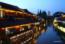 Wuzhen : Venise d'Orient ou China Park ?