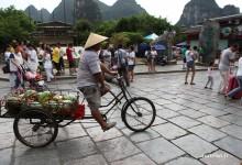 Une trop brève escale à Yangshuo.