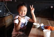 Sourires et visages de Chine