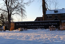 Une semaine dans un lycée américain