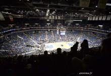 Le jour où j'ai assisté à un match de la NBA