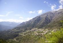 Sur les routes de Corse